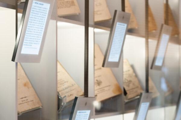 Estonian National Museum ePaper Digital Signage